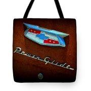 Power Glide Tote Bag