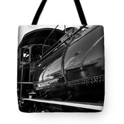 Power In The Age Of Steam 5 Tote Bag