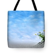 Power Of Life Tote Bag