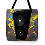 Power Of Music Tote Bag