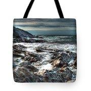Power Of The Atlantic Tote Bag
