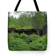 Power Plant In Summer Tote Bag