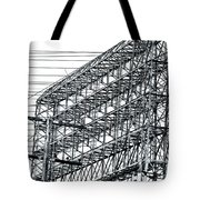 Power Play Tote Bag