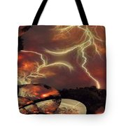 Power Punch Tote Bag