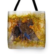 Power Strength And Beauty.  Tote Bag