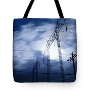 Power Surge Tote Bag