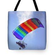 Powered Parasailing 1 Tote Bag