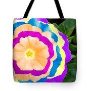 Powerflower Tote Bag