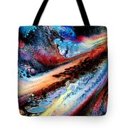 Powerful Force Tote Bag