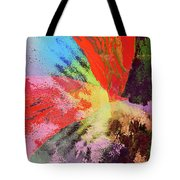 Powerful Forces Tote Bag