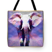 Powerful Journey Into A New Dawn Tote Bag