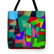 Powerful Types Of Beliefs In Broken Fragments/tonyadamo Tote Bag