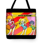 Powerpuff Girls Z Tote Bag