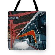 Powhatan Arrow At Portsmouth Tote Bag