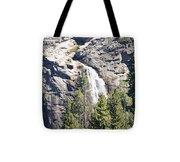 pr 151 - Waterfall Rock Tote Bag