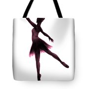 Practice Makes Perfect - Pink Tote Bag