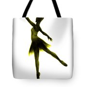 Practice Makes Perfect - Yellow Tote Bag