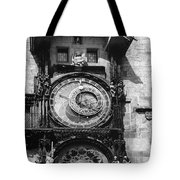 Prague Astronomical Clock 1410 Tote Bag