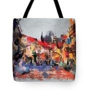 Prague Collection -1 Tote Bag