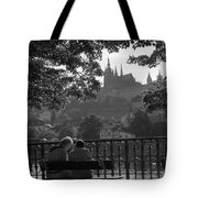 Prague II Tote Bag