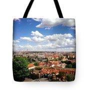 Prague Tote Bag