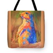 Prairie Dog 1 Tote Bag