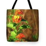 Prairie Flowers Tote Bag