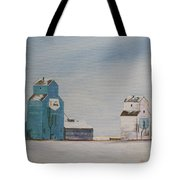 Prairie Giants II Tote Bag
