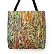 Prairie Grasses Tote Bag