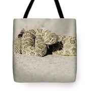 Prairie Rattlesnake  Tote Bag