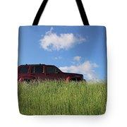 Prairie Schooner Tote Bag