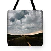 Prairie Storm  Tote Bag