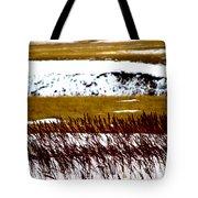 Prairie Winter Tote Bag