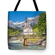 Praise Our Nature Tote Bag