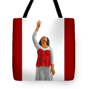 Highest Praise Tote Bag