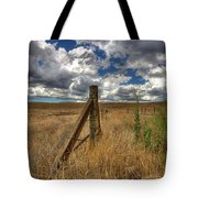 Prarie Sky Tote Bag