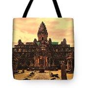 Prasat Bakong Temple I Tote Bag