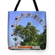 The Riesenrad Tote Bag
