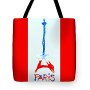 For Paris Tote Bag