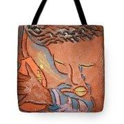 Prayer 28 - Tile Tote Bag
