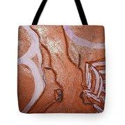 Prayer 32 - Tile Tote Bag