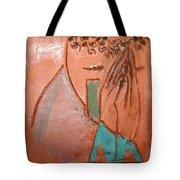 Prayer 39 - Tile Tote Bag