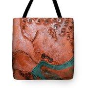 Prayer 41 - Tile Tote Bag