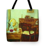 Prayer Closet Tote Bag