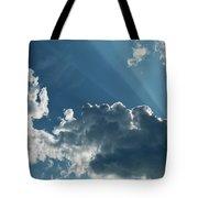 Prayer Cloud Tote Bag