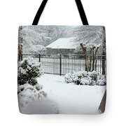 Prayer Garden4 Tote Bag