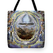 Prayer Of Protection Tote Bag