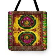 Prayer Rug Tote Bag