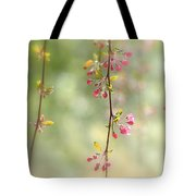 Pre Blossoms Tote Bag