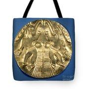 Pre-columbian Gold, 1000 Ad Tote Bag